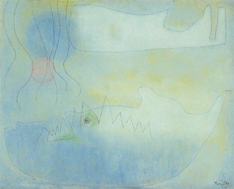 威廉 巴泽蒂斯William Baziotes(美国1912-1963)作品集1 - 刘懿工作室 - 刘懿工作室 YI LIU STUDIO